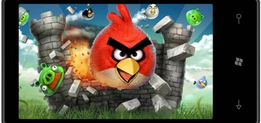 Angry Birds expected to be available on Windows Phone 7 on April 6