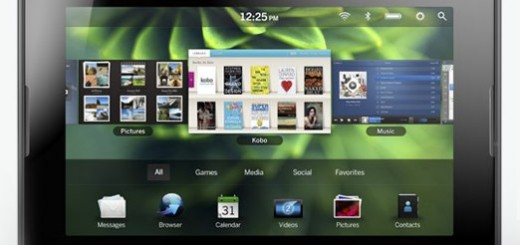 BlackBerry PlayBook will support Android App
