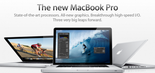 Apple exposes MacBook Pro 2011 with Thunderbolt Port and FaceTime HD Camer