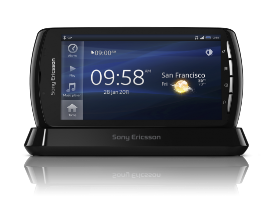 Sony Ericsson XPERIA Neo announced at MWC Hands-on