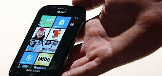 Windows Phone 7 Update Glitch