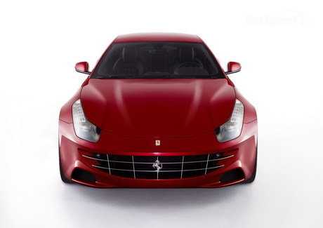 2012 Ferrari FF finally goes to Geneva Auto Show