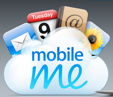 Apple Retail Store Drops MobileMe