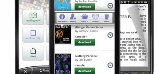 B&N NOOK for Android Updated to v2.5