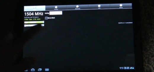 Motorola XOOM gets overclocked to 1.5GHz