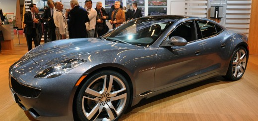 "Fisker begins Production of Plug-in Hybrid ""Karma"" for Next Month Release"