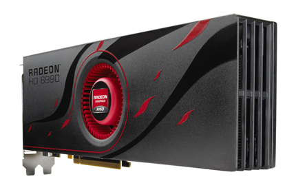 AMD releases Radeon HD 6990 Dual-GPU Graphics Card for $699