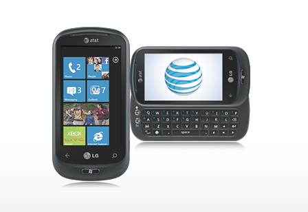 AT&T Offering LG Quantum WP7 Phone for Just 0.01