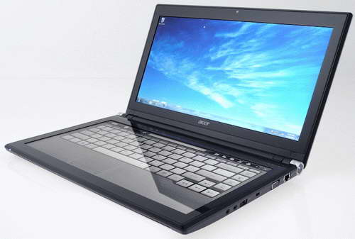 Pre-order for Acer Iconia 6120 Touchbook with Dual Touchscreen begins for a Price of $1,199; Release expected in April