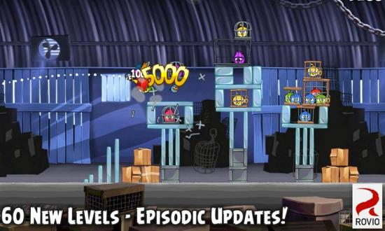 New Angry Birds Rio is now available for Download from Android Market