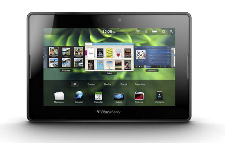 BlackBerry PlayBook Release Date Rumouring as April 10