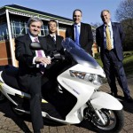 Suzuki Burgman fuel-cell Scooter coming to EU; approved for EU Sale