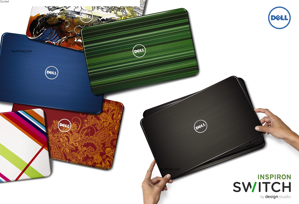 Dell's new Inspiron R Series Laptops are now available for purchase from Dell