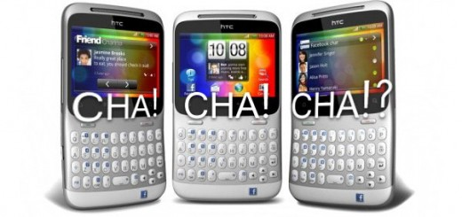 HTC ChaCha Heads to Spain and Renamed as ChaChaCha