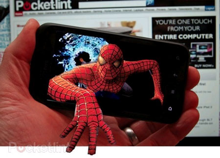 HTC Evo 3D, Evo View Tablet Coming to Sprint - CTIA 2011 Rumour