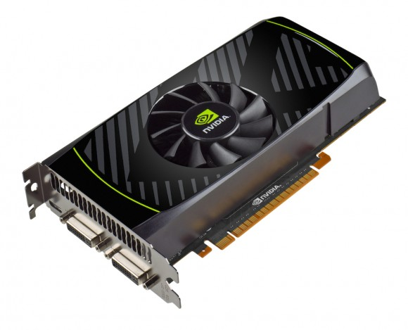 Mid-range NVIDIA GeForce GTX 550 Ti Video card released