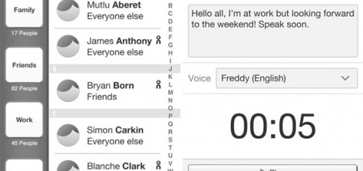 ON VoiceFeed Voice Messaging App for iPhone lets you get connected