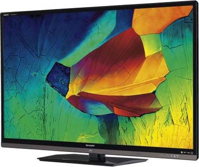 Sharp LE830 60-Inch 1080p WiFi LCD HDTV Starts Shipping Today