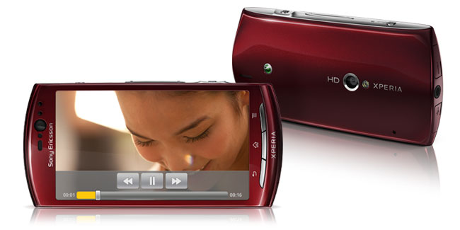 Sony Ericsson Xperia Neo Android Phone Pre-order Starts in Germany