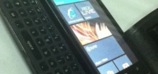 Sony Ericsson WP 7 Smartphone spotted in the Wild