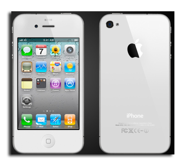 White iPhone 4 reportedly to be released in April; production begins in March