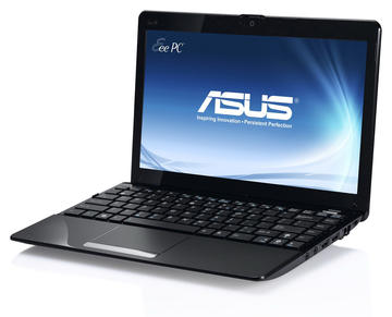 ASUS Eee PC 1015B & 1215B AMD Based Netbooks Releases Today