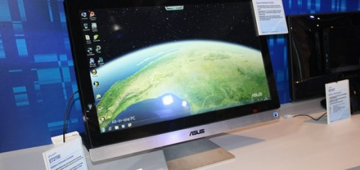 ASUS ET2700 all-in-one Desktop unveiled with Multi-touch functionality