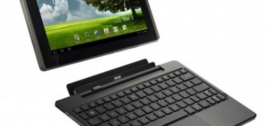 ASUS Eee Pad Transformer Honeycomb Table
