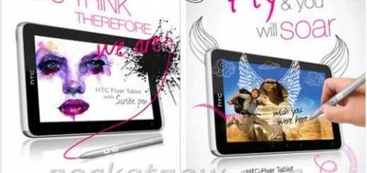 T-Mobile to sell HTC Flyer on its network; T-Mobile Ad shows the Flyer