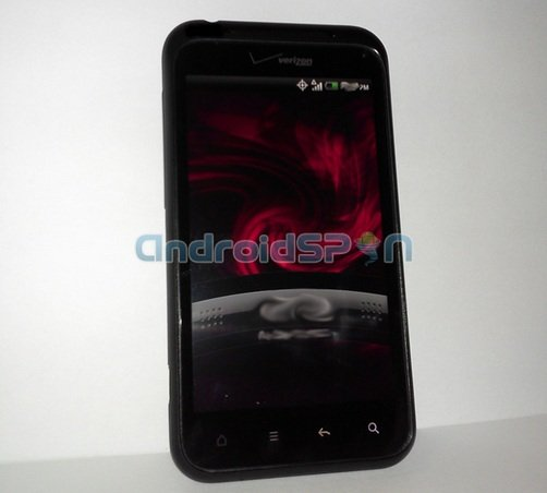 Images of HTC Incredible S Smartphone for Verizon appeared online; expected before Q2