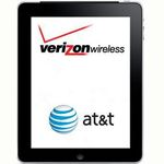 iPad 2 Sale announced by Verizon and AT&T; brings several Data Plans