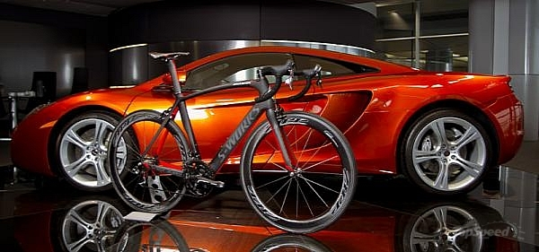 mclaren s works veng 9w New Specialized McLaren S Works Venge Bicycle released