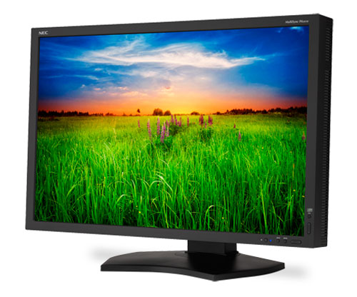 NEC releases PA301W 30-inch pro display