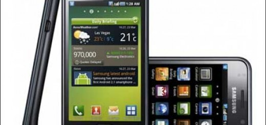 Android 2.3.3 Gingerbread ROM for Samsung Galaxy S leaked