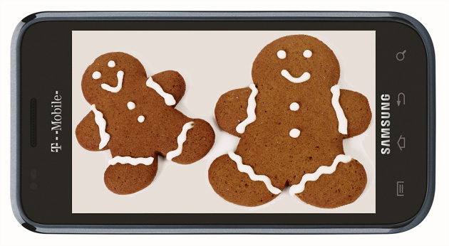 Samsung Mobiles for US Carriers to get First Android 2.3 Gingerbread Updates