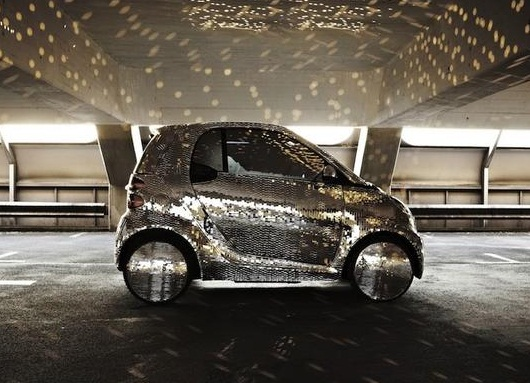 Smart Fortwo ED Releasing to rival Toyota iQ Disco EV