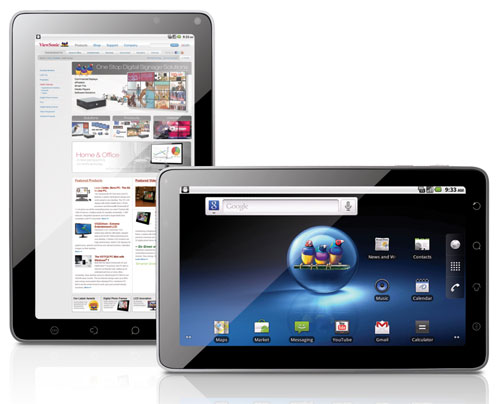 ViewSonic offer: Free Test Drive on ViewPad 7 Tablet with a full money back guarantee