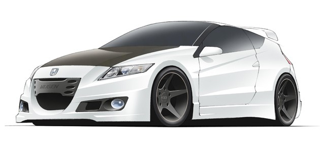 Mugen Honda CR-Z upgrade details revealed; releasing in July