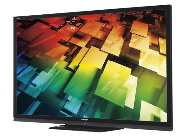 "Sharp 70"" AQUOUS Quattron LED LCD TV with HD capability released; pricing $3,799.99"