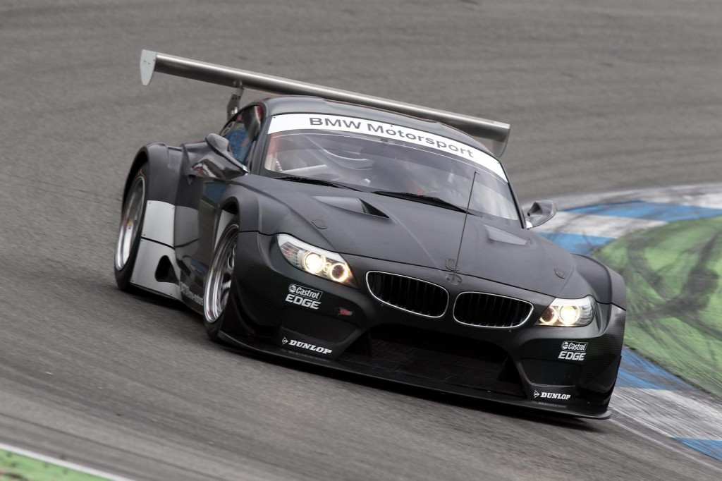 2011 BMW Z4 GT3 for a Price of €315,000