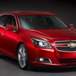 2013 Chevrolet Malibu unveiled with official details