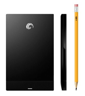 Seagate GoFlex Slim 320GB Portable Hard Drive released; available for a Price of $99.99