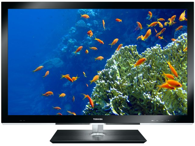 Toshiba 55ZL1 HDTV Specs and Release Date revealed