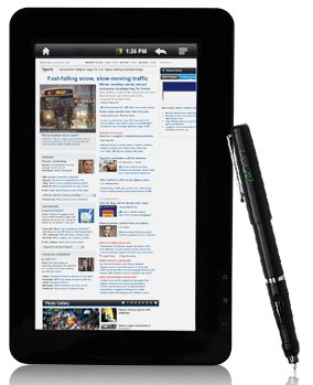 Nextbook Next5 Android Tablet with Digital Pen goes on Sale; Price and Specs