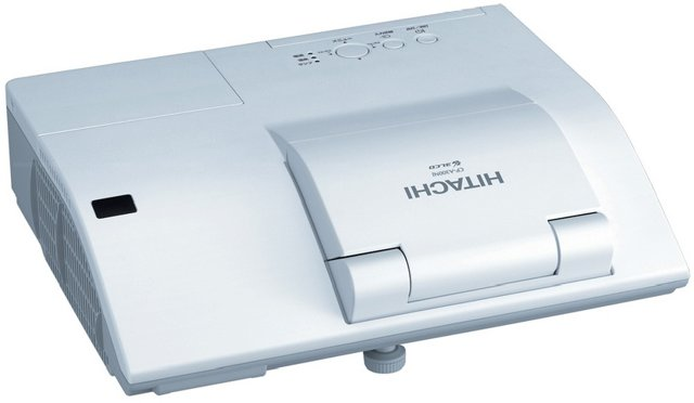 Hitachi unveils Hitachi CP-A300NJ and CP-AW250NJ Super-Short Focus 3 LCD projectors