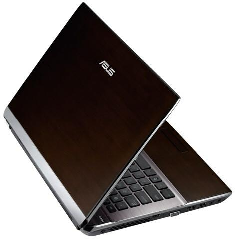 ASUS U43SD Bamboo Laptop with Sandy Bridge and Nvidia GeForce GT 520M