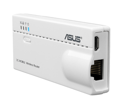 ASUS WL-330N3G Wireless-N Mobile Router now on sale