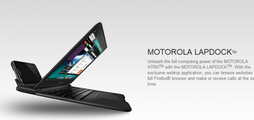 Orange to offer Motorola ATRIX 4G Smartphone starting early May; Price and Plans revealed
