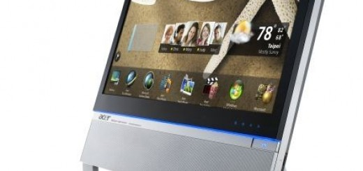 Acer Aspire Z5761 All-in-One Desktop Specs and Price announced; releasing in early May