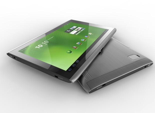 Acer debuts Acer Iconia Tab A500 Honeycomb Tablet; Complete Specs, Price and Release Date revealed